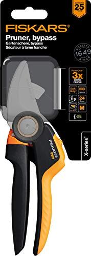 fiskars-bypass-gartenschere-m-x-series-powergear-p921-mit-rollgriff-fuer-frische-aeste-und-zweige-antihaftbeschichtet-edelstahl-klingen-laenge-201-cm-schwarz-orange-1057173-3