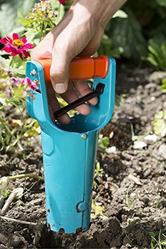 gardena-blumenzwiebelpflanzer-ideales-gartenzubehoer-zum-setzen-von-blumenzwiebeln-mit-ausloeseautomatik-und-tiefenskala-pflanzhilfe-aus-qualitaetsstahl-mit-duroplast-beschichtung-3412-20-3