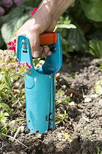 gardena-blumenzwiebelpflanzer-ideales-gartenzubehoer-zum-setzen-von-blumenzwiebeln-mit-ausloeseautomatik-und-tiefenskala-pflanzhilfe-aus-qualitaetsstahl-mit-duroplast-beschichtung-3412-20-4