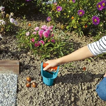 gardena-blumenzwiebelpflanzer-ideales-gartenzubehoer-zum-setzen-von-blumenzwiebeln-mit-ausloeseautomatik-und-tiefenskala-pflanzhilfe-aus-qualitaetsstahl-mit-duroplast-beschichtung-3412-20-6