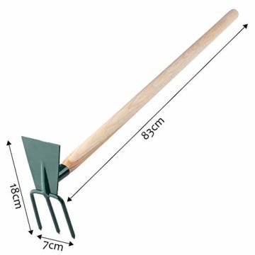 kadax-hacke-gartenhacke-doppelhacke-fuer-garten-zum-lueften-lockern-und-jaeten-des-bodens-gartenzubehoer-aus-metall-unkrauthacke-zum-entfernen-von-unkraut-klein-3-zinken-rechteck-mit-holzsti