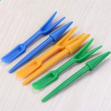 pikier-set-2-teilig-bestehend-aus-pikierstab-und-pikiergabel-zum-versetzen-von-setzlingen-aus-hochwertigem-kunststoff-pflanzhilfe-gartenwerkzeug-zur-aussaat-gruen-2
