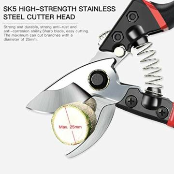 thaliar-gartenschere-rosenschere-hochwertige-stahl-klingen-baumschere-durchmesser-o-25mm-bypass-gartenschere-fuer-trockene-zweige-und-frische-aeste-blumenschere-gartengeraete-3