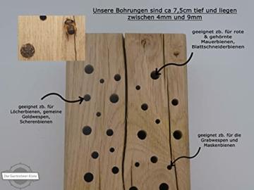 die-gartenbeet-kiste-bienenhotel-stamm-insektenhotel-wildbienen-eiche-massivholz-hartholz-wildbienenhotel-nisthilfe-bienen-30-cm-4
