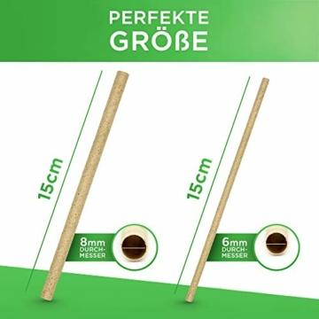 gardemics-insektenhotel-bausatz-oekologische-nisthuelsen-fuer-wildbienen-inkl-gratis-lehm-e-book-200-nisthilfen-mit-o-6-8mm-made-in-germany-super-papproehrchen-fuer-insektenhotel-3